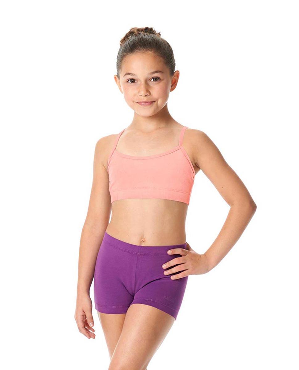 Child Camisole X-Back Dance Bra Top Evelin BPINK