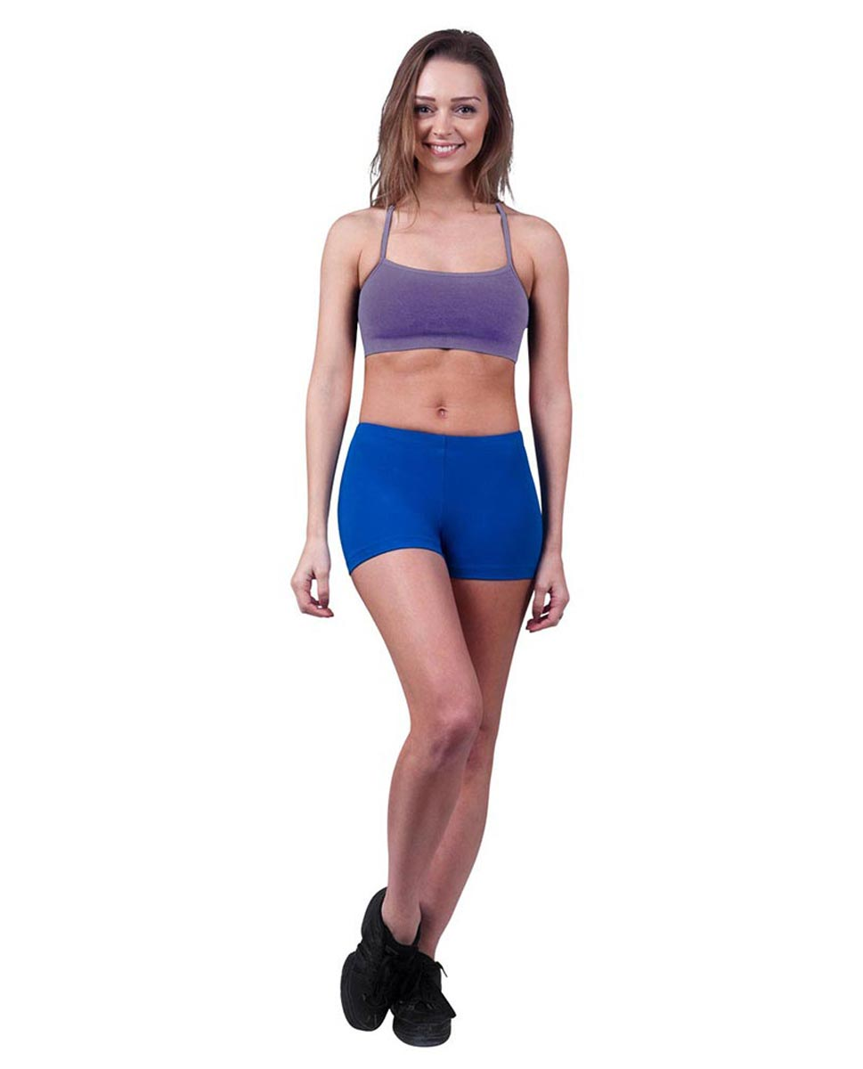 Womens Camisole X-Back Dance Bra Top Evelin LAV