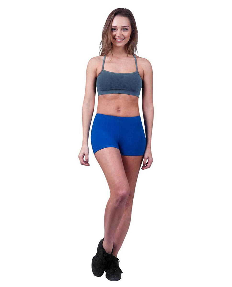 Womens Camisole X-Back Dance Bra Top Evelin JEA