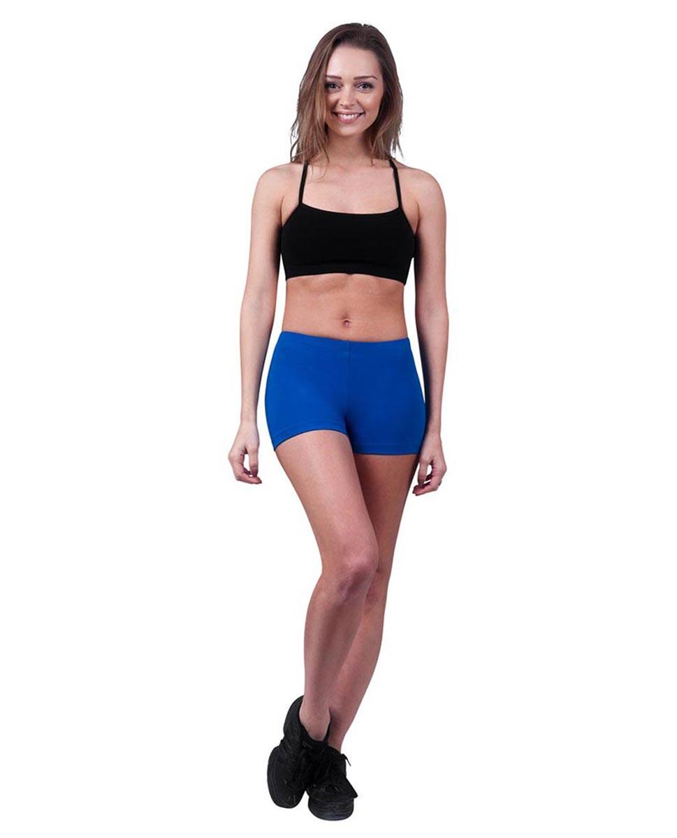 Womens Camisole X-Back Dance Bra Top Evelin BLK