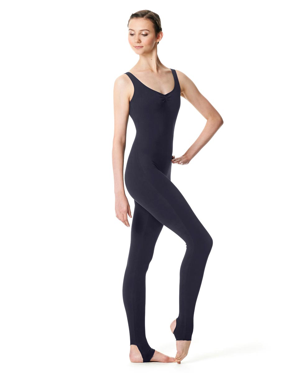 Pinch Front Full Body Dance Unitard Zoe NAY