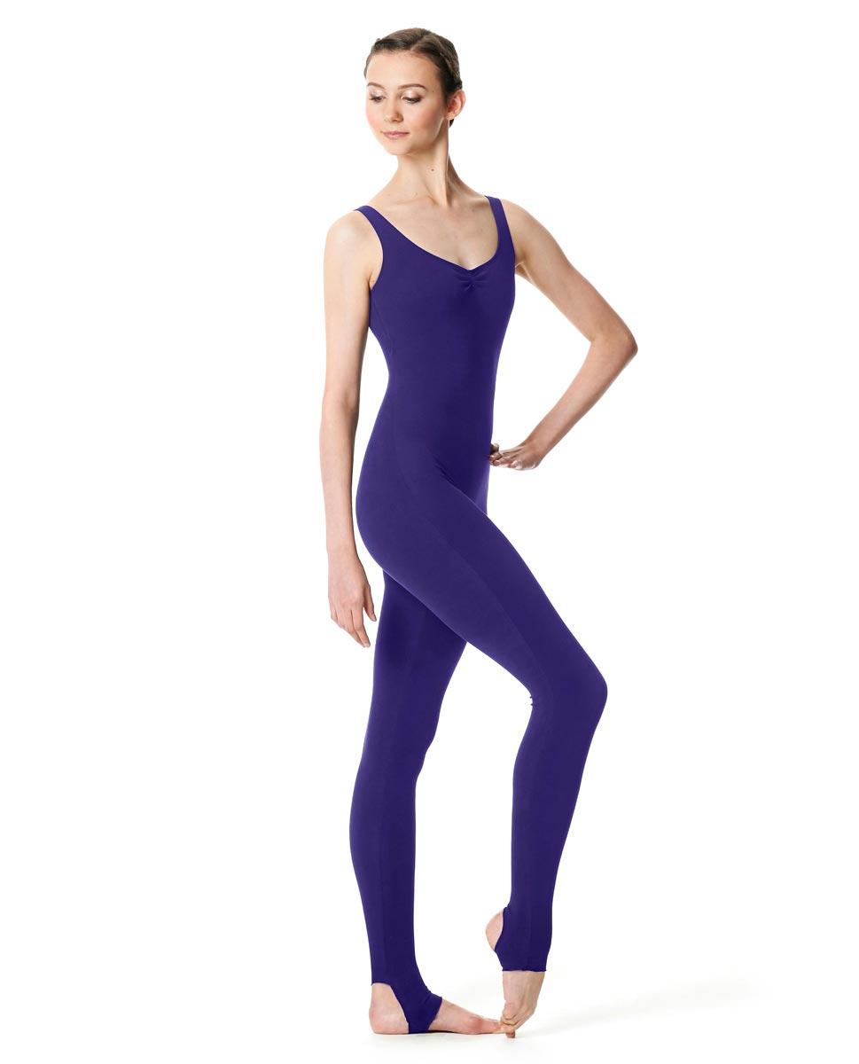 Pinch Front Full Body Dance Unitard Zoe ROY
