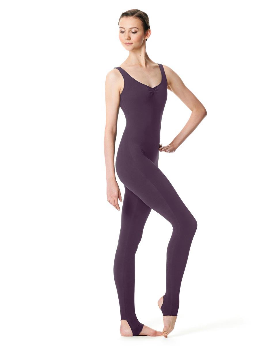 Pinch Front Full Body Dance Unitard Zoe AUB