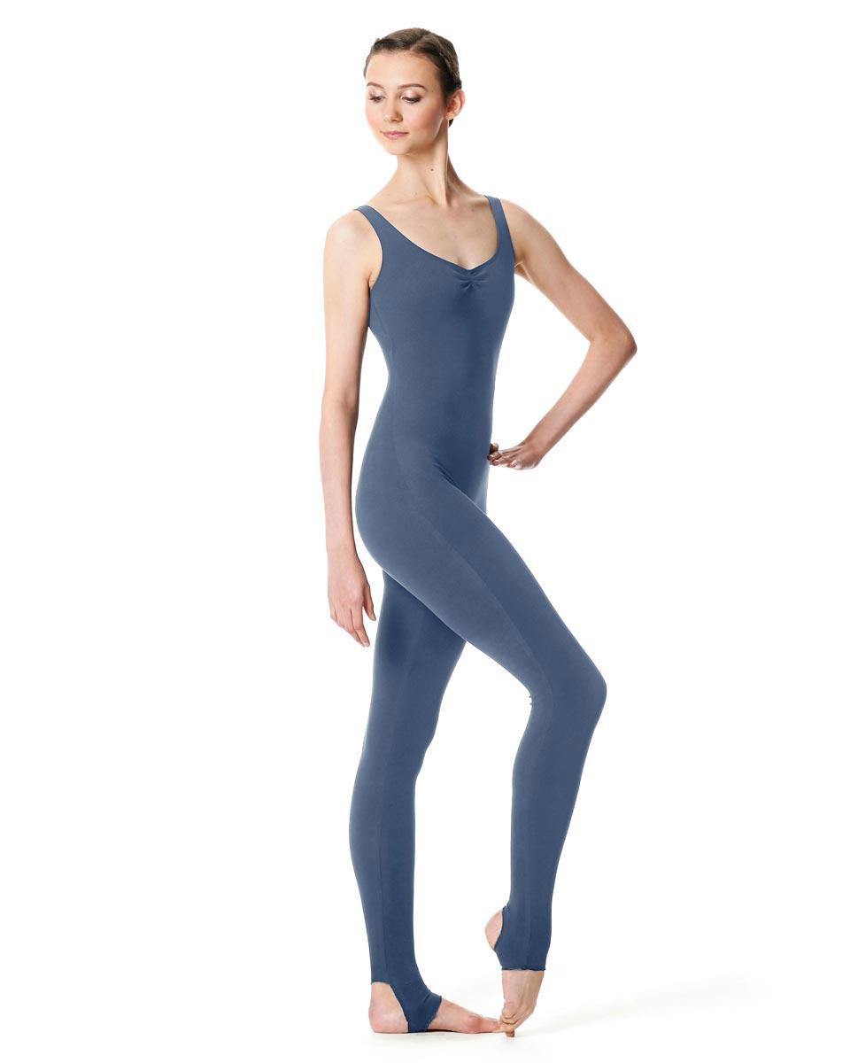Pinch Front Full Body Dance Unitard Zoe JEA