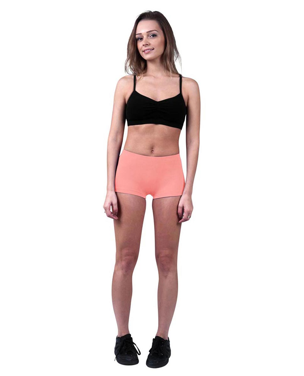 Womens Dance Hot Pants Isabella PEAC