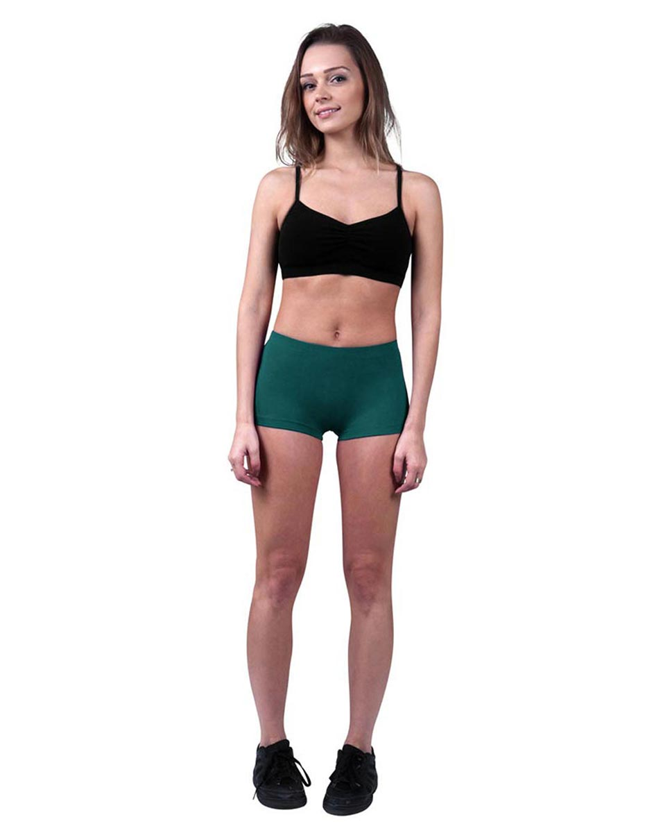 Womens Dance Hot Pants Isabella TEA