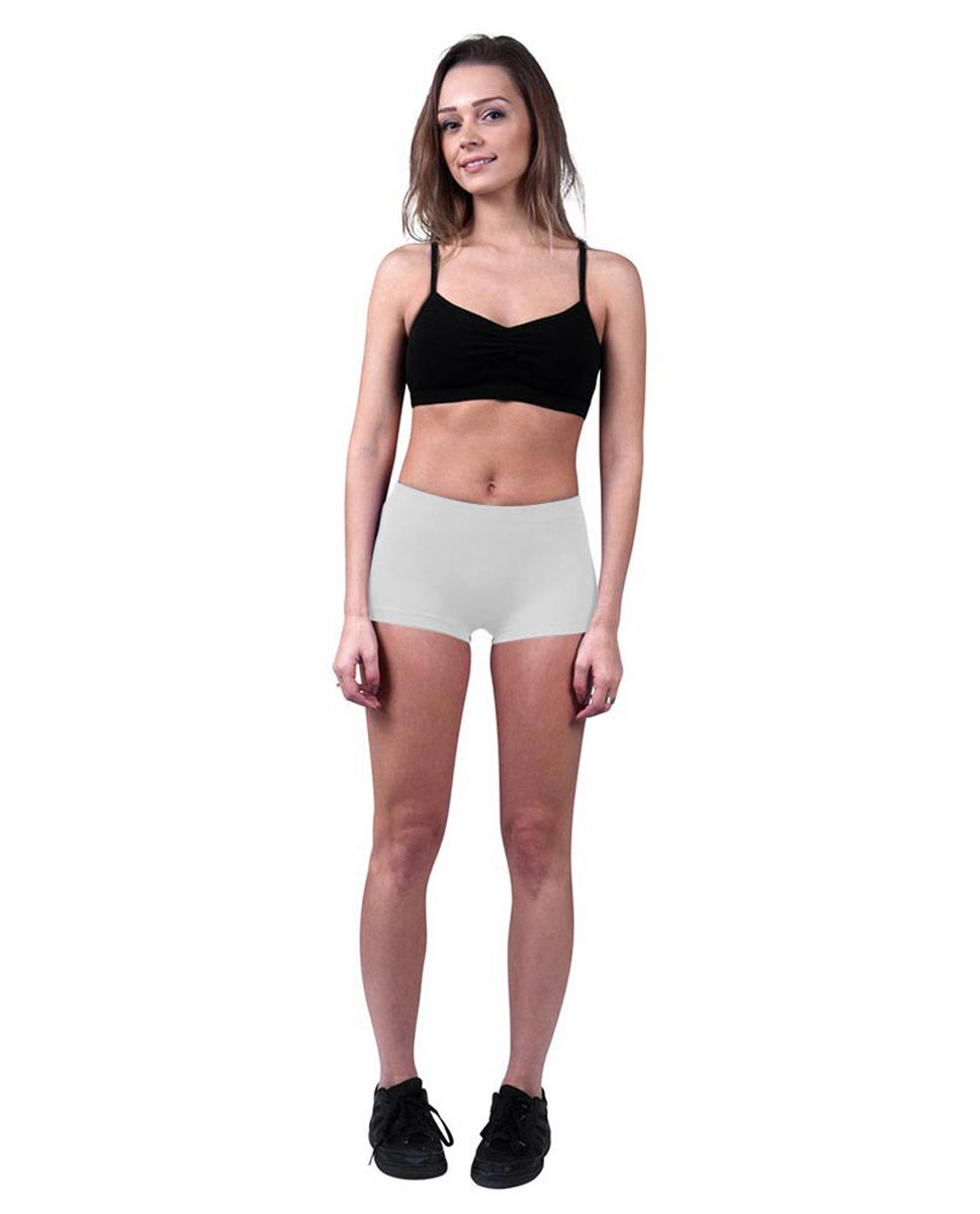 Womens Dance Hot Pants Isabella WHI