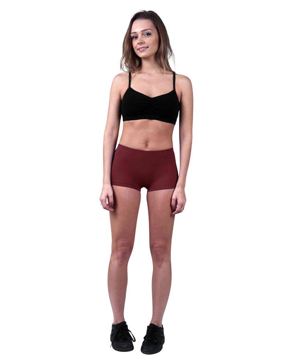 Womens Dance Hot Pants Isabella BUR