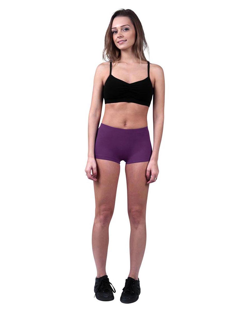Womens Dance Hot Pants Isabella GRAP