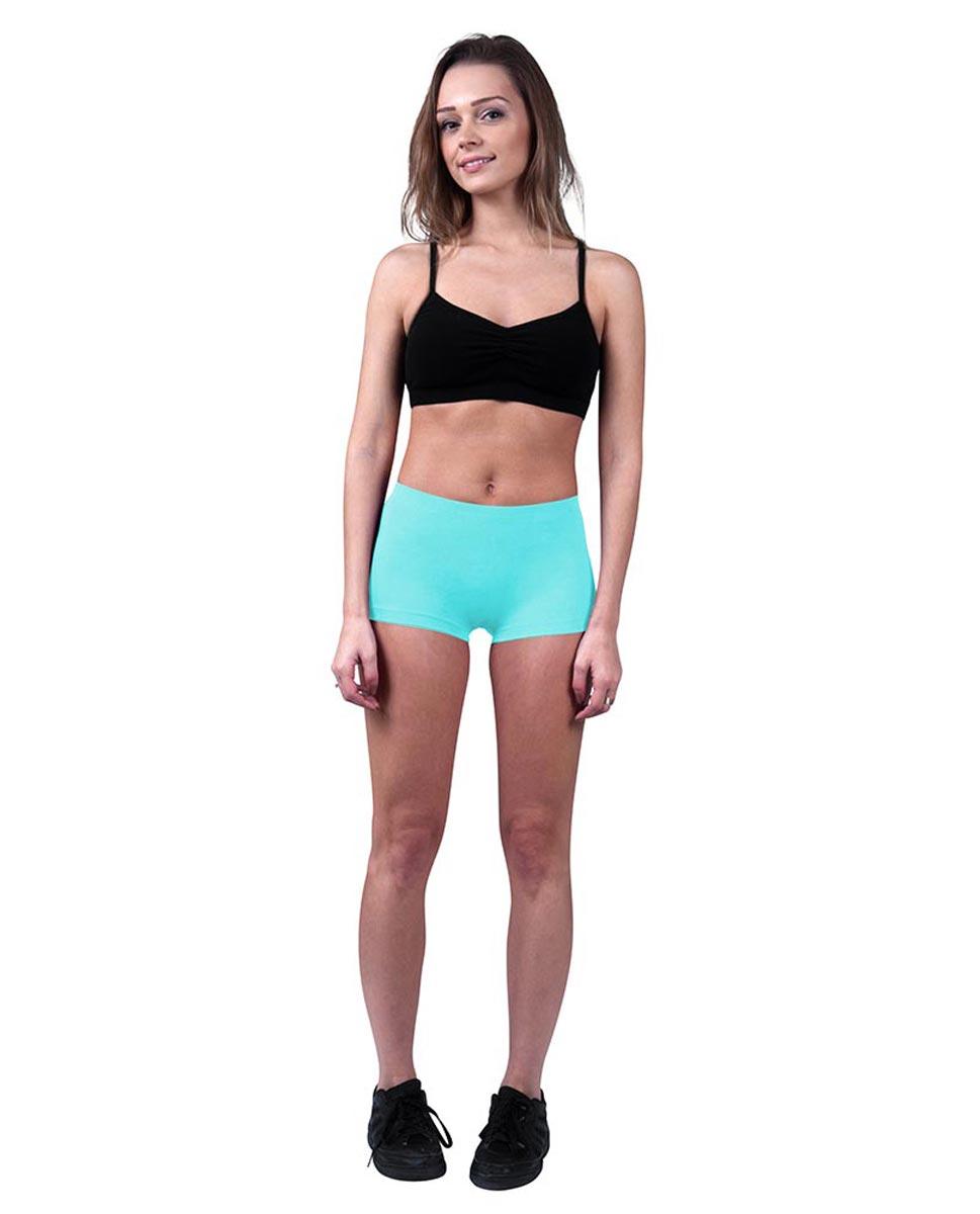 Womens Dance Hot Pants Isabella AQU