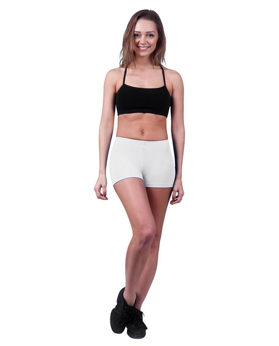 Adult Dance Shorts Venus WHI