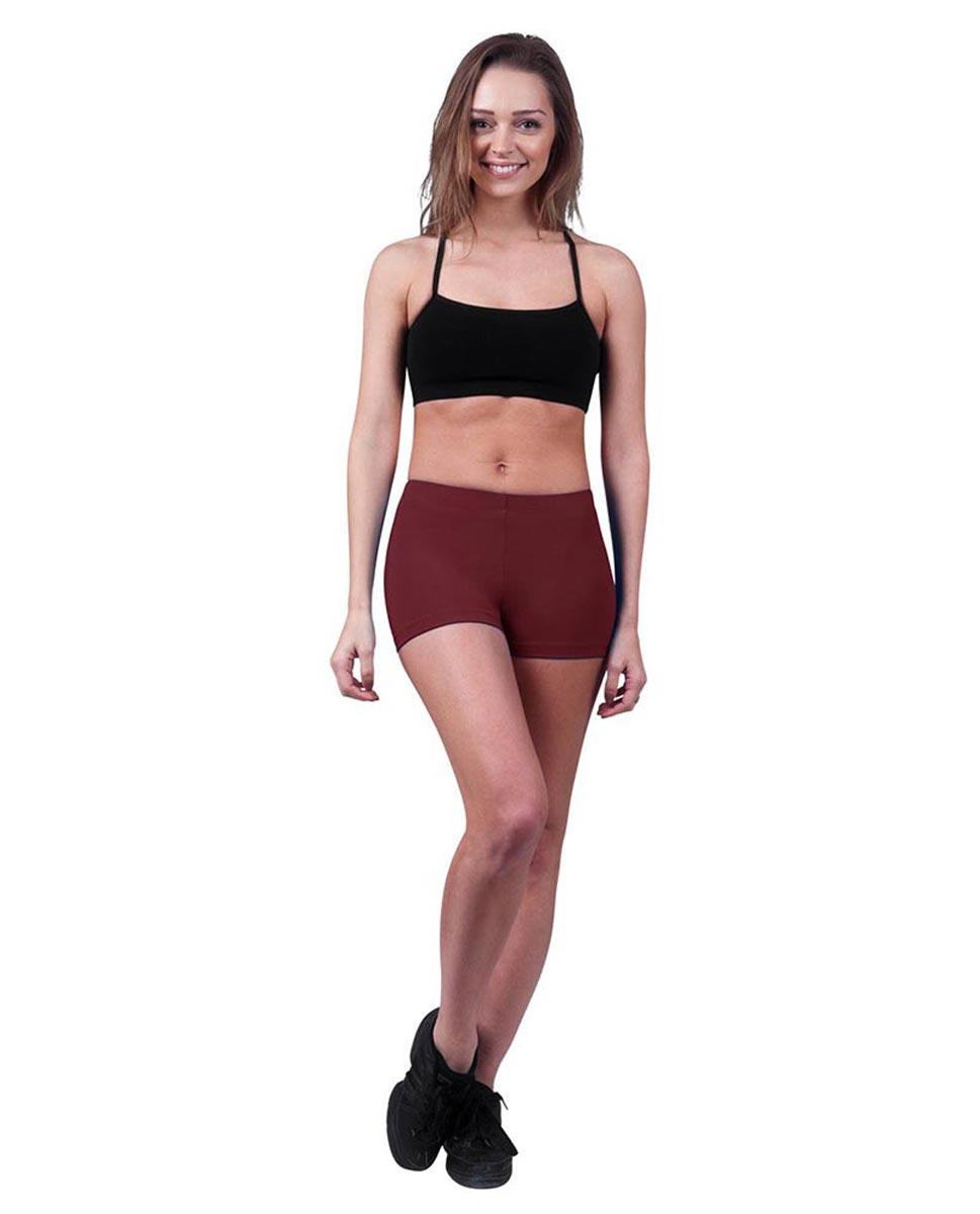 Adult Dance Shorts Venus BUR