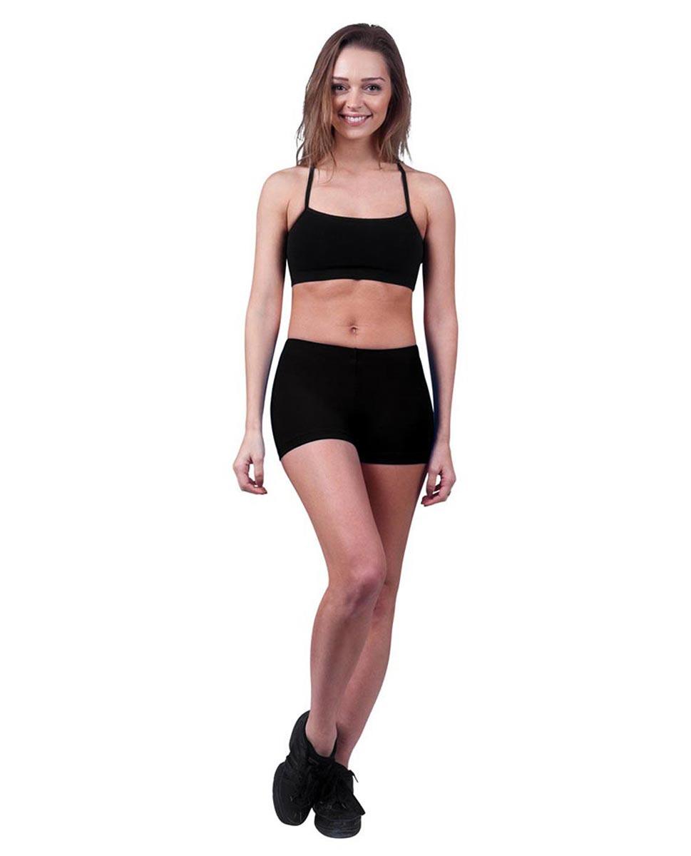 Adult Dance Shorts Venus BLK