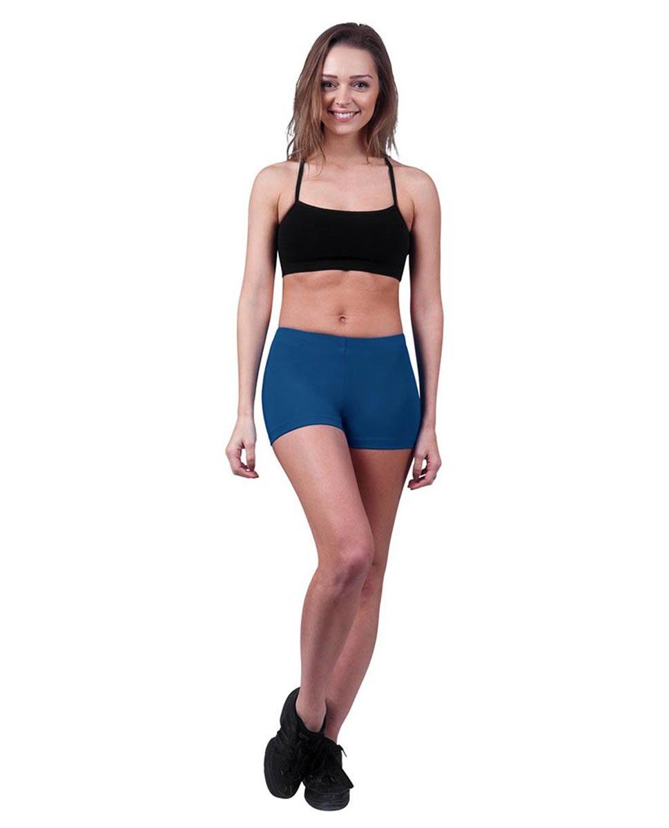 Adult Dance Shorts Venus BLUE