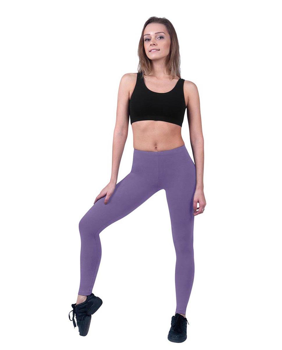 Women Ankle Length Dance Leggings Layla LAV