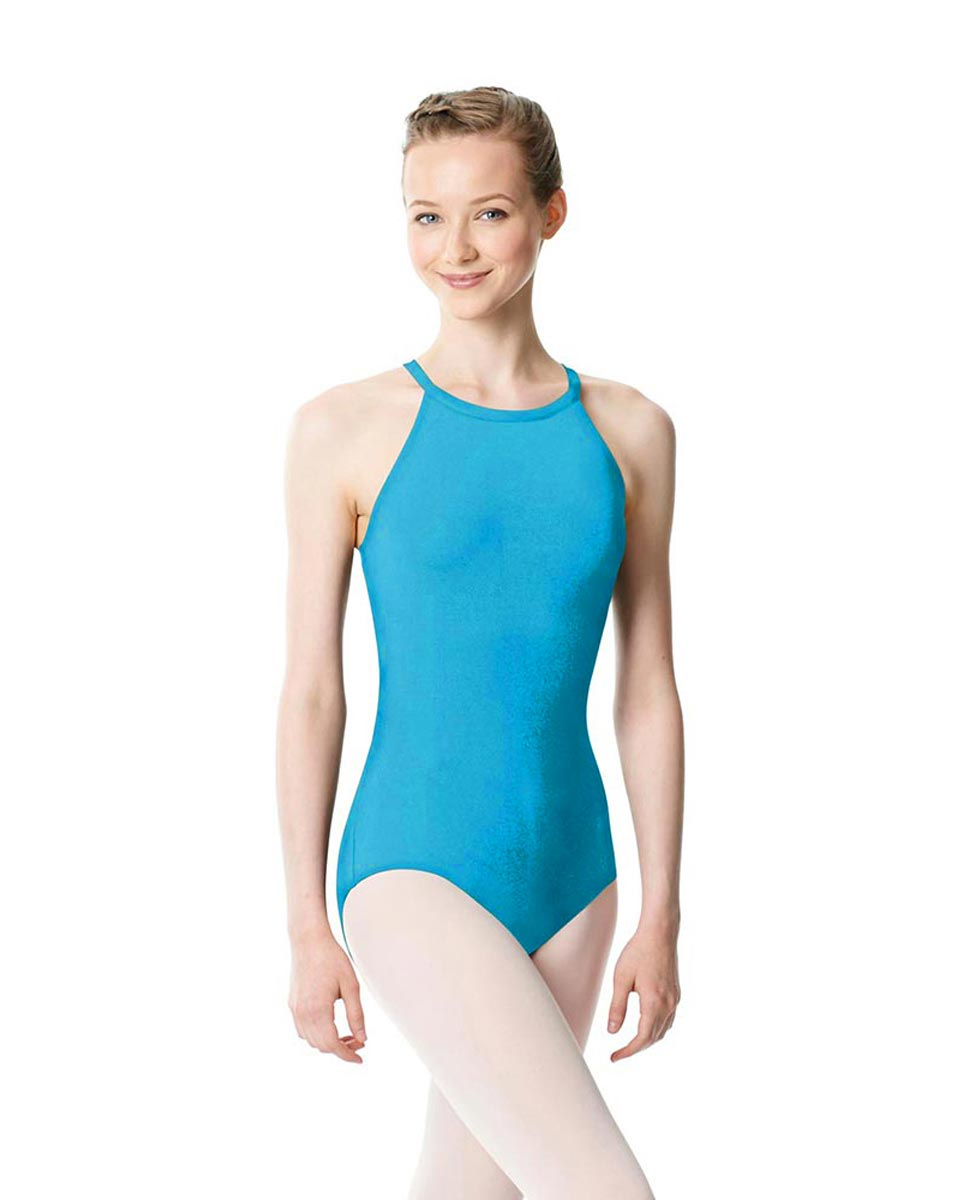 High Neck Tank Dance Leotard Ivana TUR