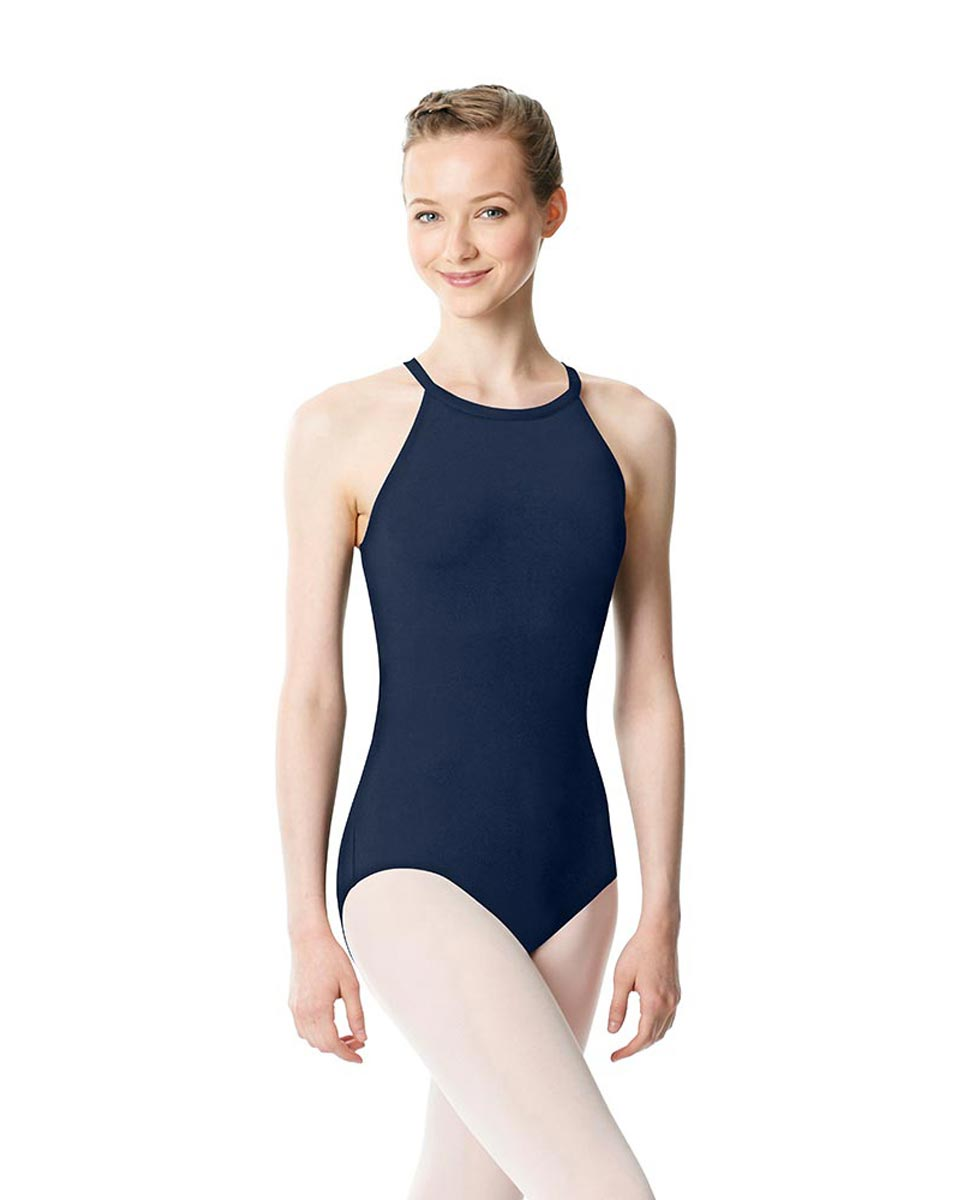 High Neck Tank Dance Leotard Ivana NAY