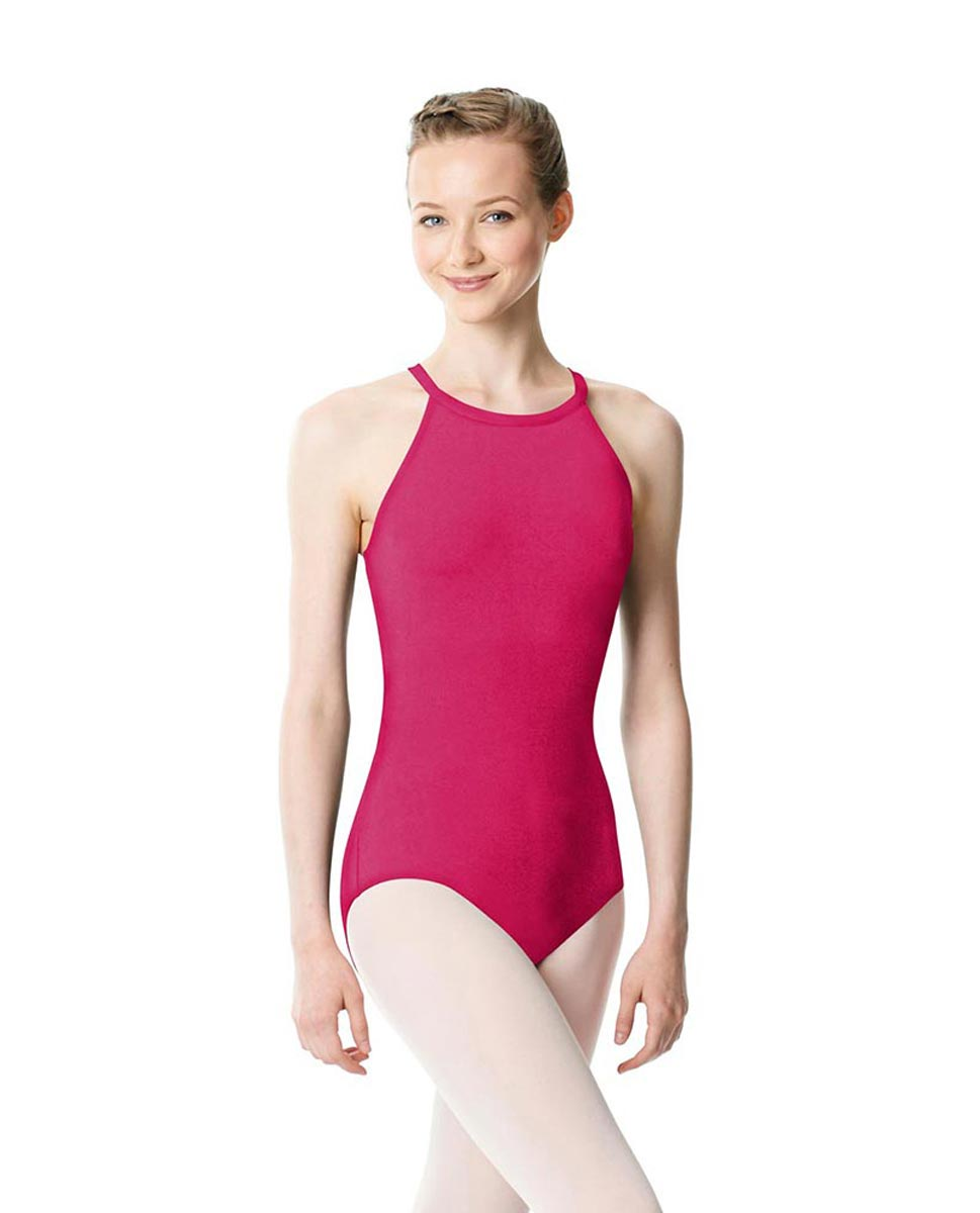 High Neck Tank Dance Leotard Ivana FUC