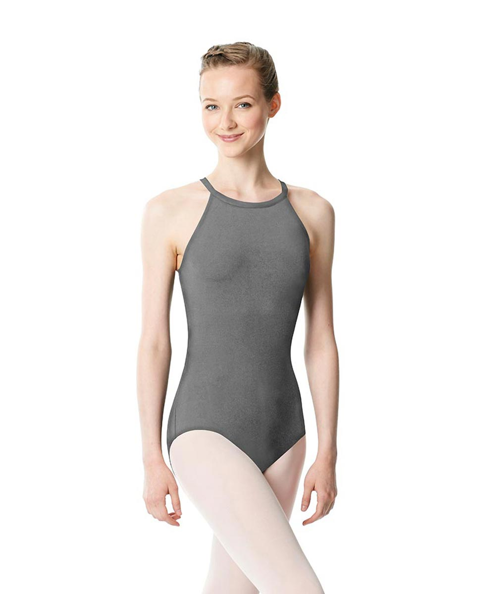 High Neck Tank Dance Leotard Ivana GRE