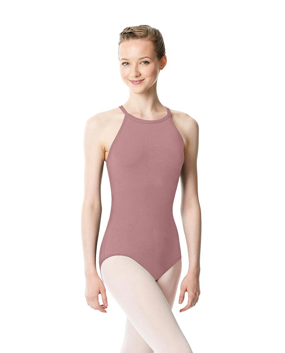 High Neck Tank Dance Leotard Ivana DROS