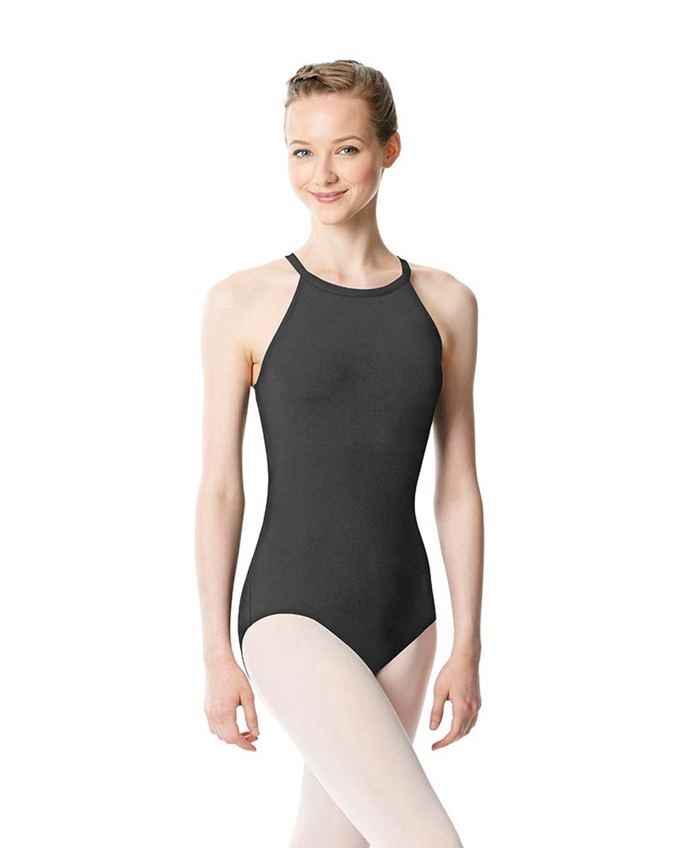 High Neck Tank Dance Leotard Ivana DGRE