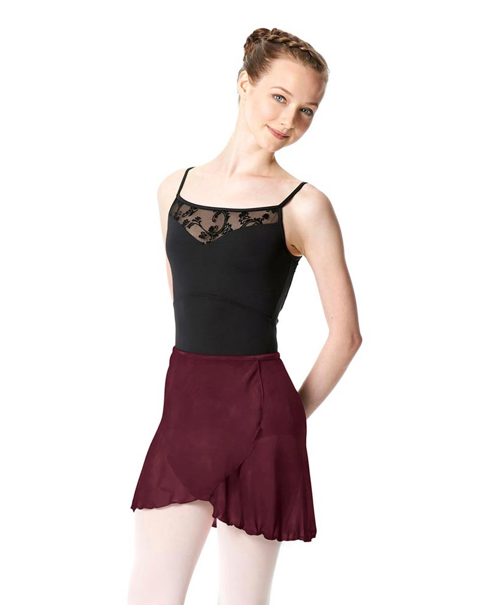 Adult Wrap Ballet Skirt Roxy BUR