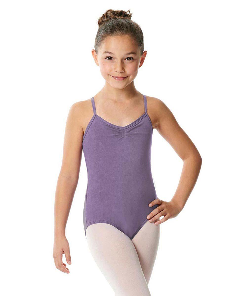 Child X-Back Camisole Ballet Leotard Nell LAV