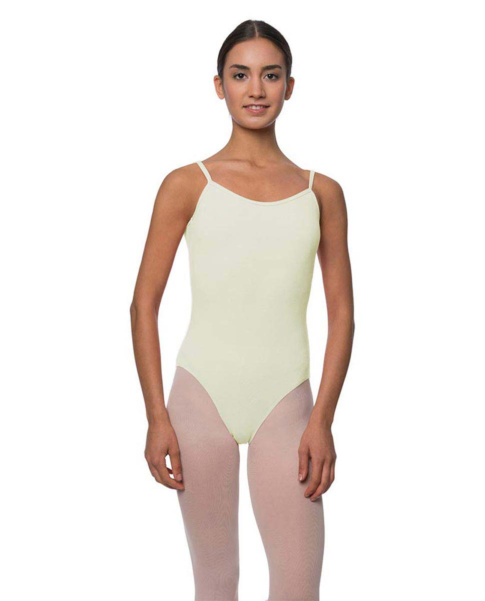 Adults Velvety Camisole Ballet Leotard Lily IVOR