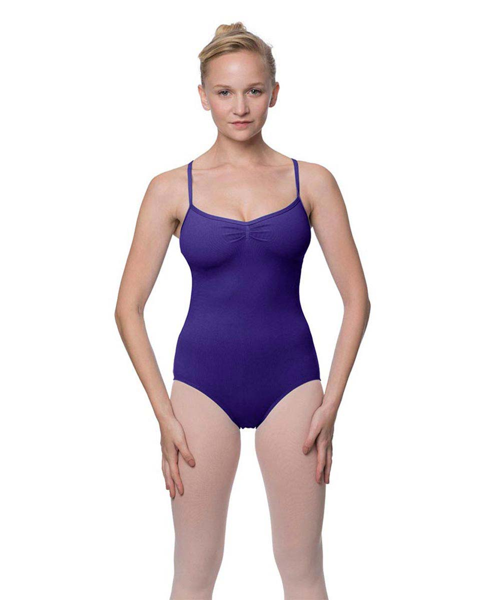 Adults X-Back Camisole Dance Leotard Nell ROY