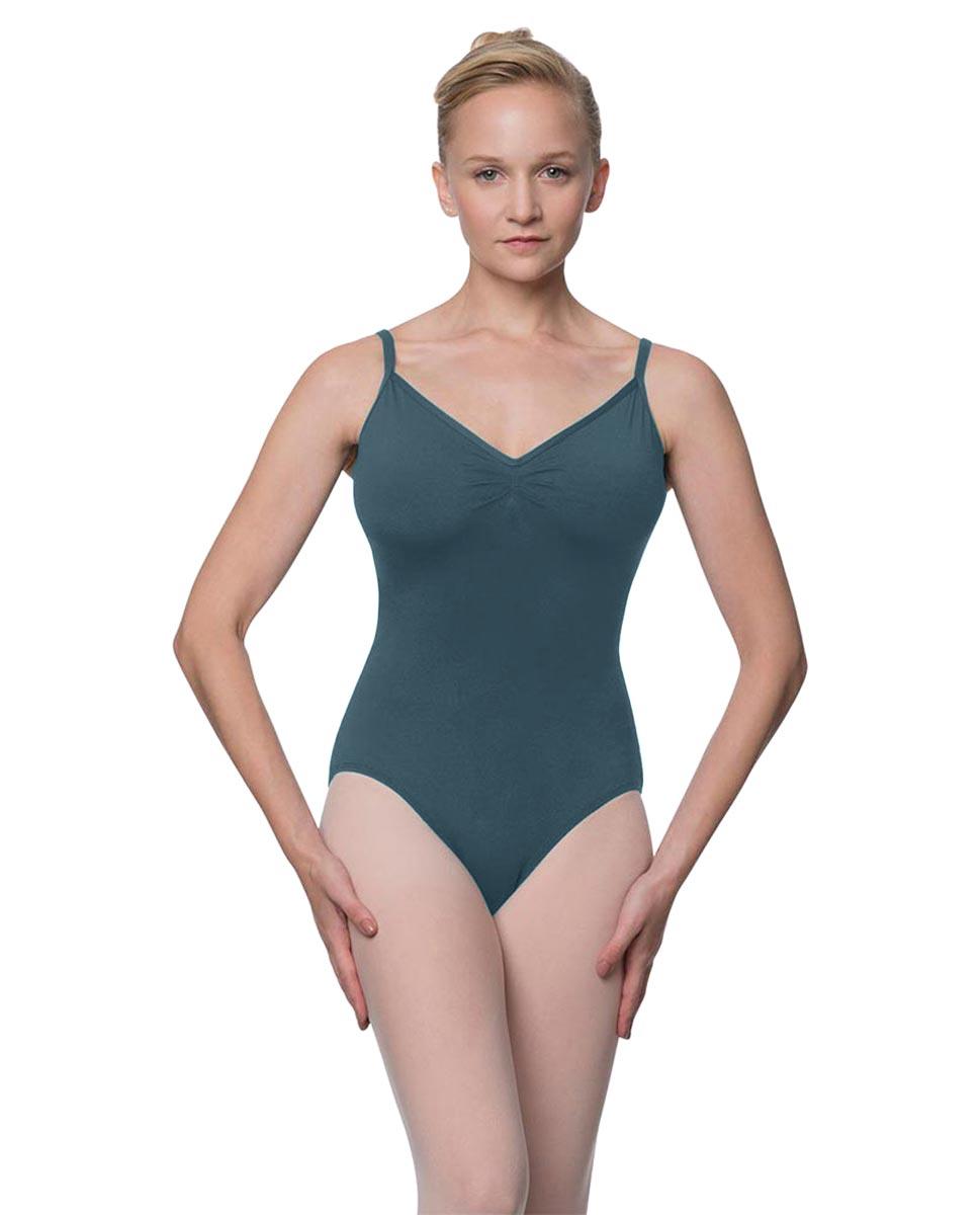 Womens V-Back Camisole Ballet Leotard Malinda JEANS