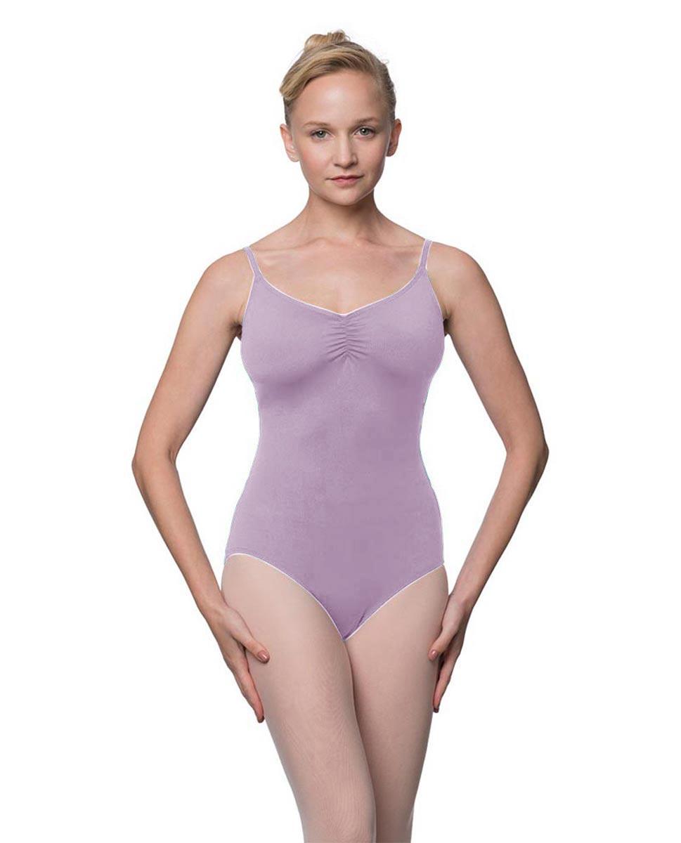 Womens Adjustable Straps Camisole Ballet Leotard Nadia LIL