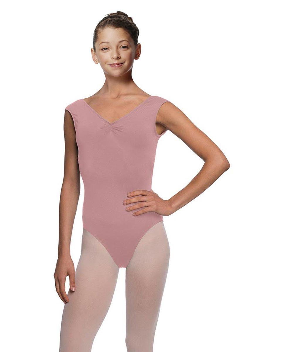 Girls Cap Sleeve Ballet Leotard Reyton DROS