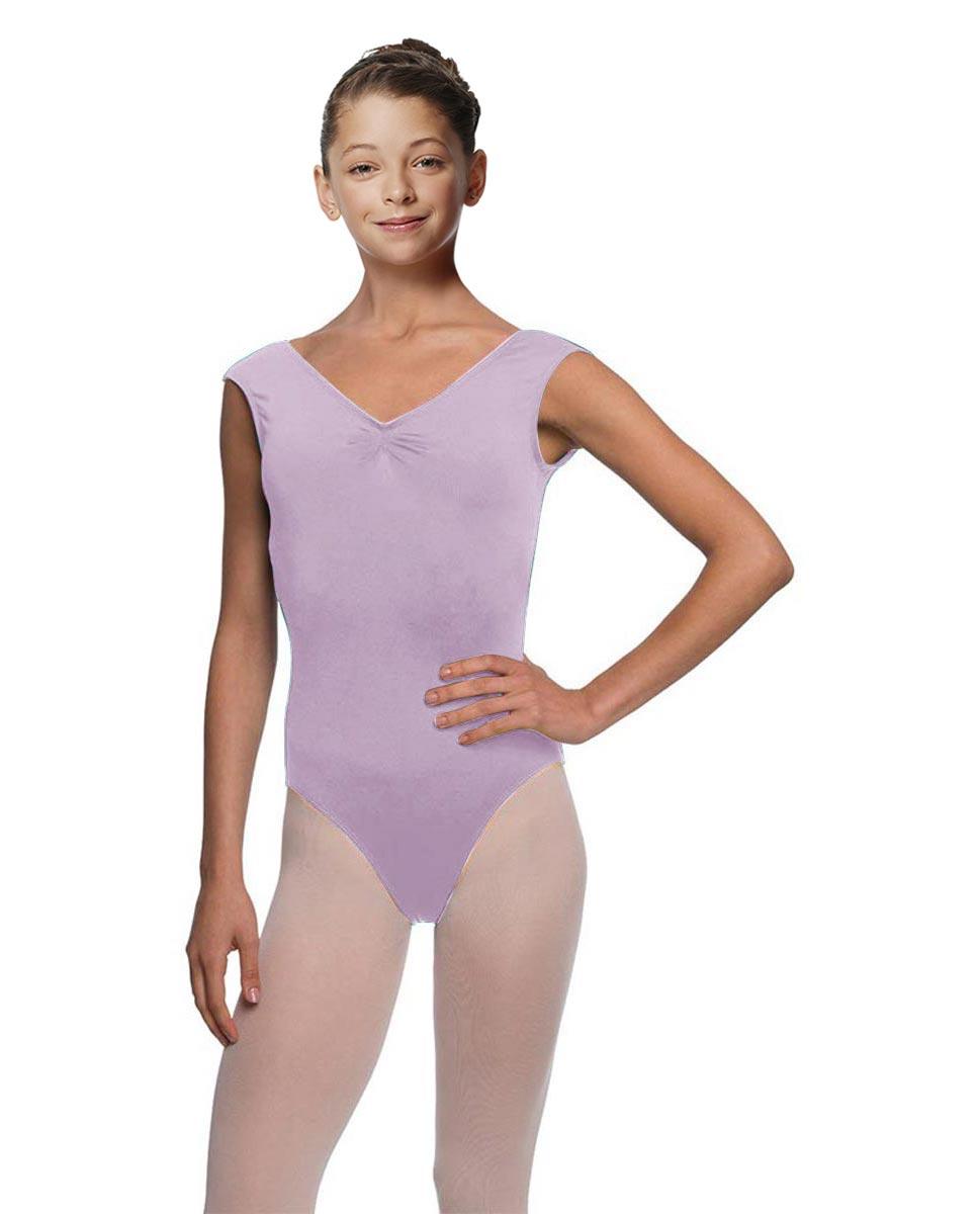 Girls Cap Sleeve Ballet Leotard Reyton LIL