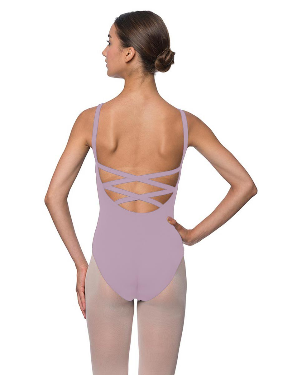 Adults Strappy Back Camisole Dance Leotard Veronica LIL