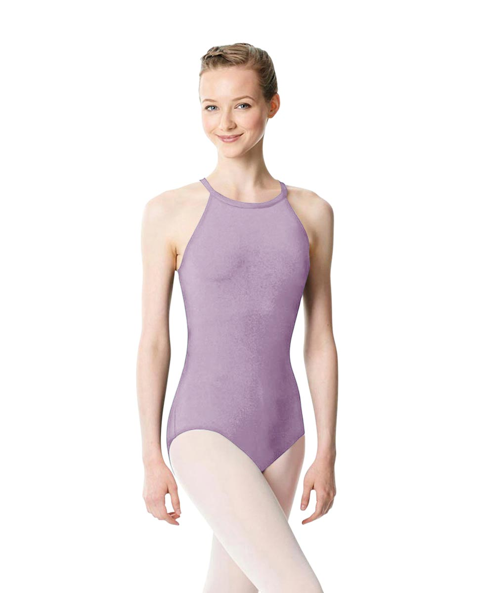 High Neck Tank Dance Leotard Ivana LIL