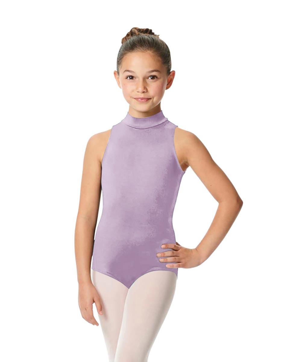 Child High Neck Dance Leotard Penelope LIL