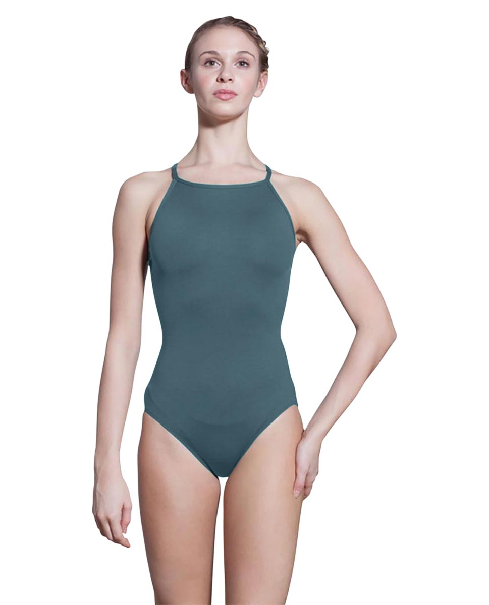 Adults Camisole Spiderweb Back Dance Leotard Rory JEANS