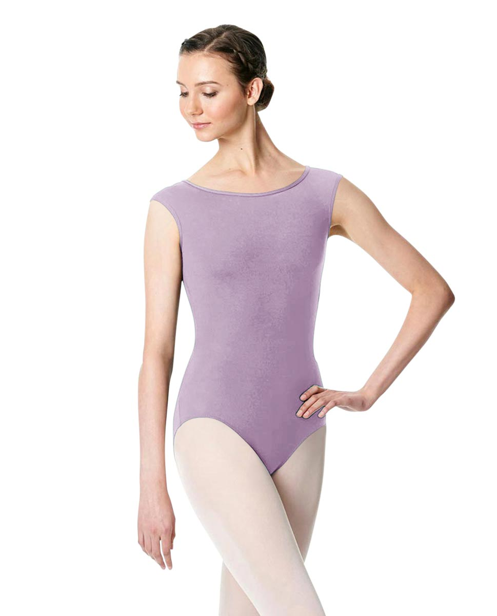 Cap Sleeve Open Back Dance Leotard Farah LIL