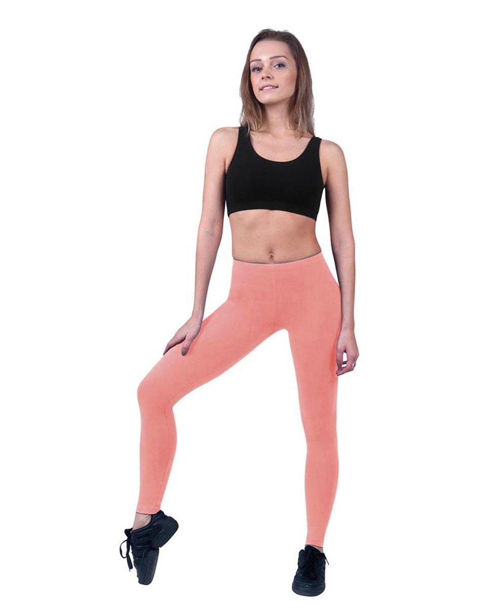 Women Ankle Length Dance Leggings Layla PEAC