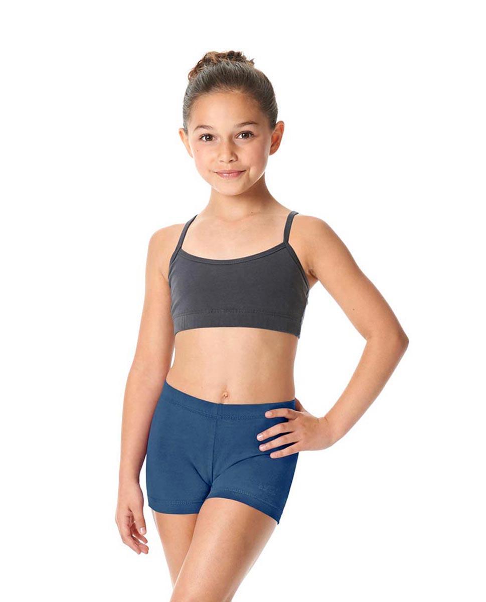 Child Dance Shorts Venus BLUE