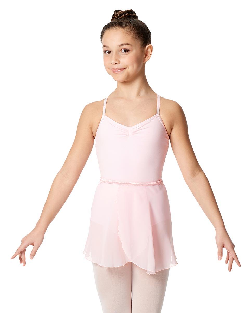 Child Short Wrap Skirt Hailey PNK