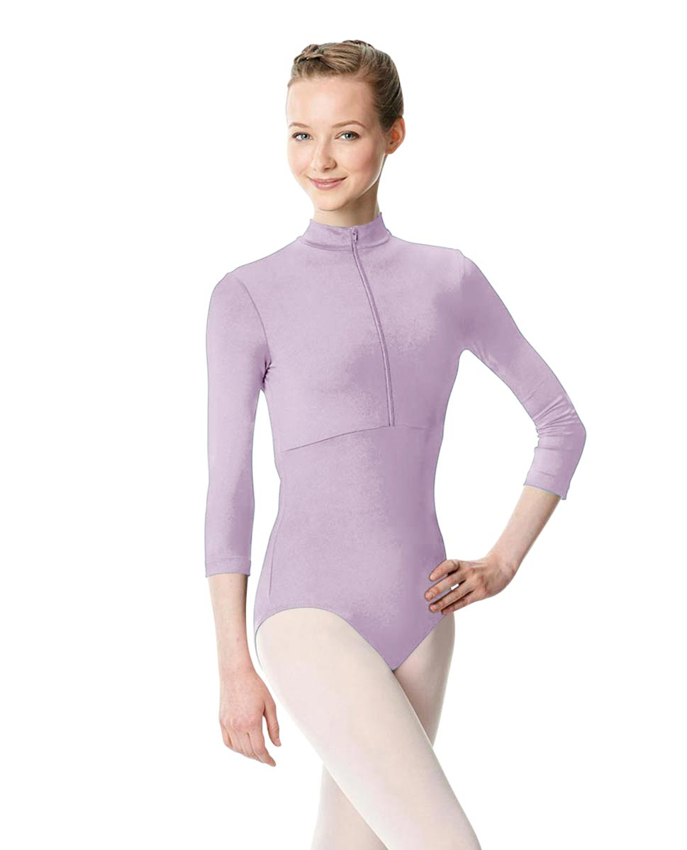 Long Sleeve Zipper Dance Leotard Eliana LIL