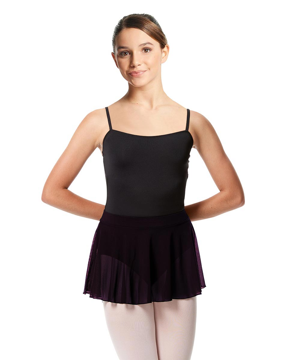 Girls Mesh Skirt Hania with Wide Elastic Waist Band AUB
