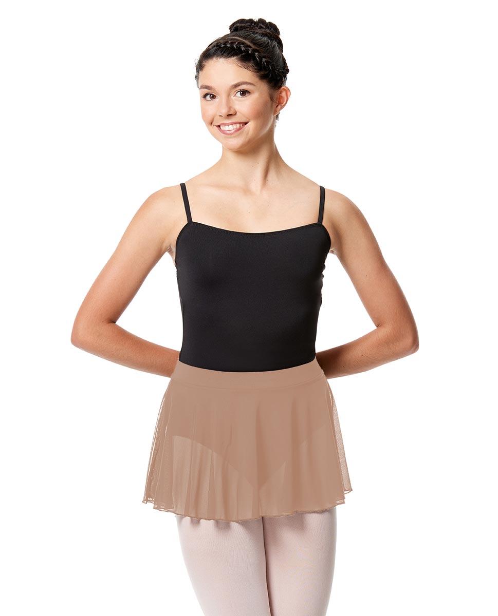 Pull On Dance Skirt Hania  NUD