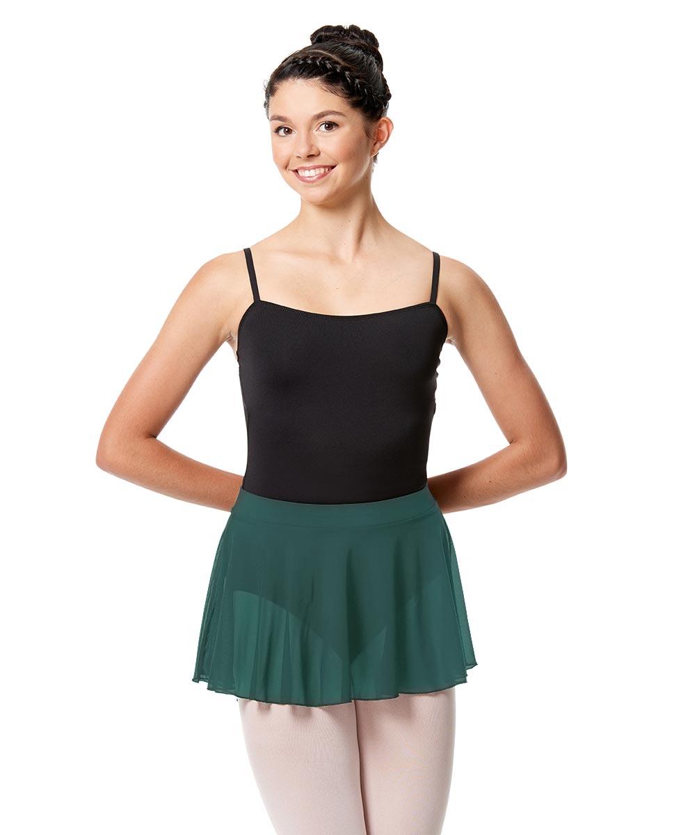 Pull On Dance Skirt Hania  TEAL
