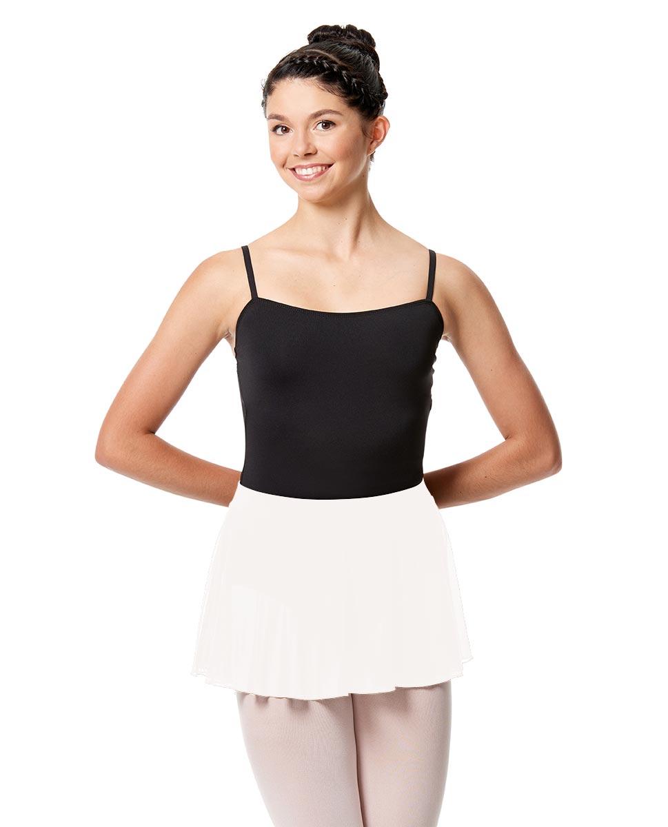 Pull On Dance Skirt Hania  WHI