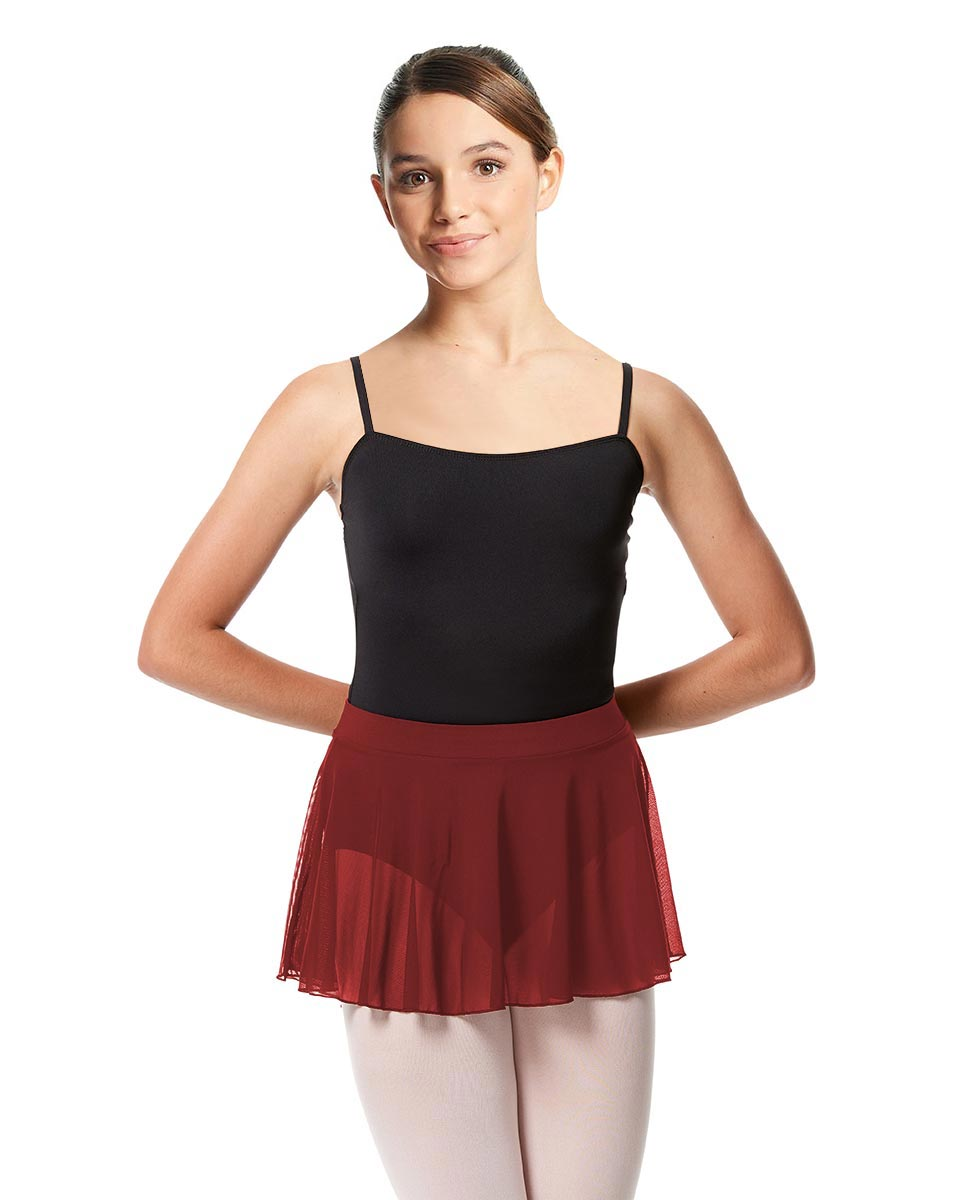 Girls Mesh Skirt Hania with Wide Elastic Waist Band DRED