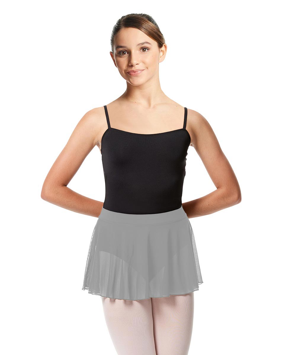 Girls Mesh Skirt Hania with Wide Elastic Waist Band GRE