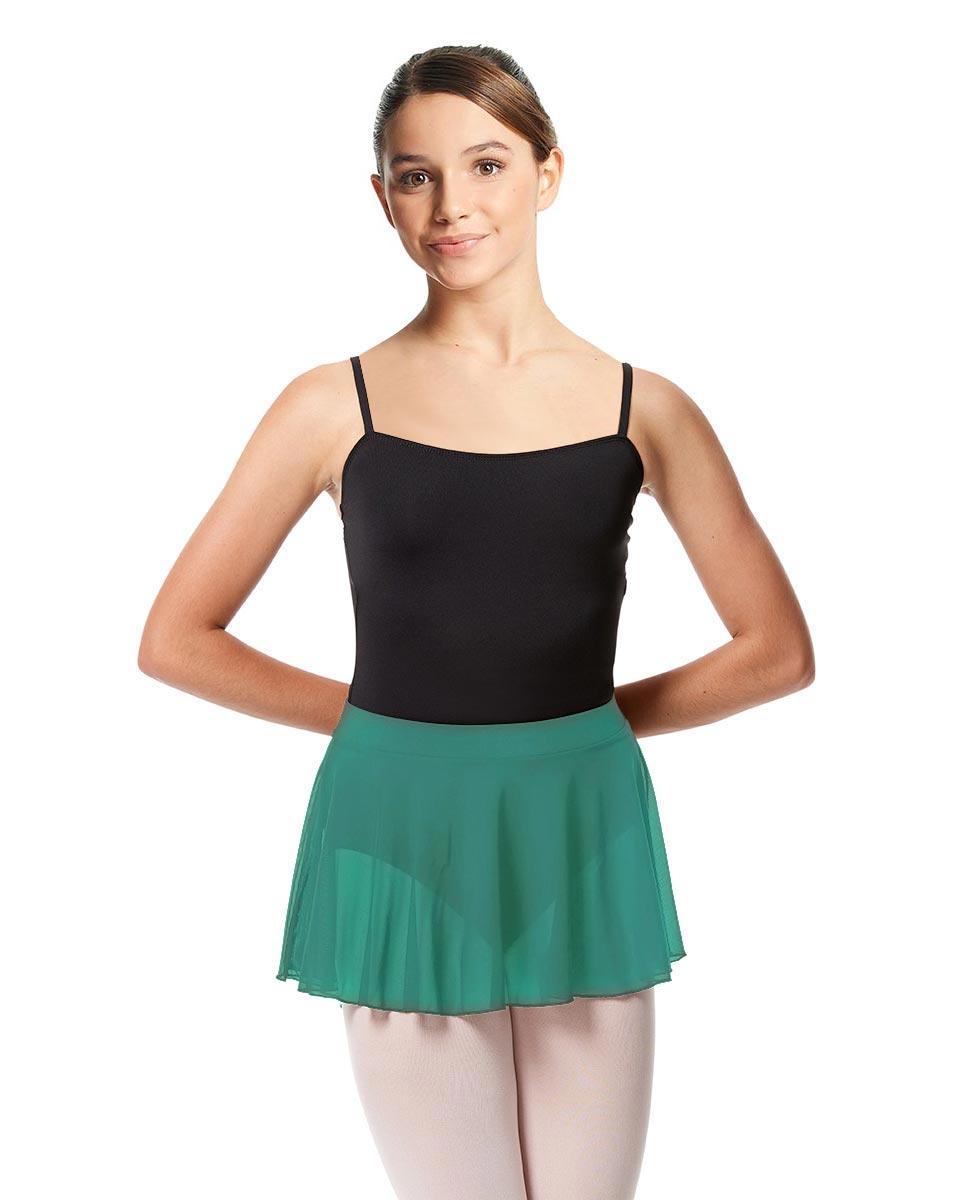 Girls Mesh Skirt Hania with Wide Elastic Waist Band JAD