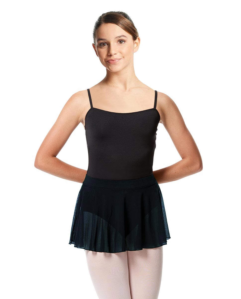 Girls Mesh Skirt Hania with Wide Elastic Waist Band NAY